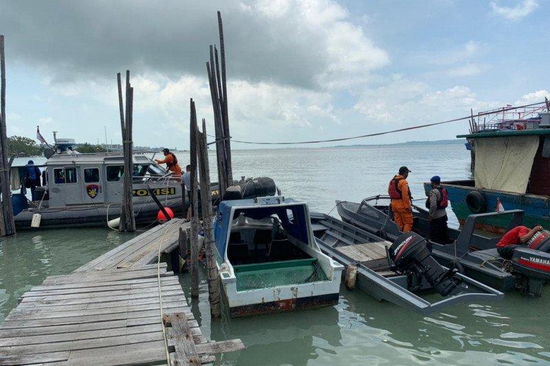 Tim SAR gabungan cari korban kapal TKI tenggelam di perairan Karimun