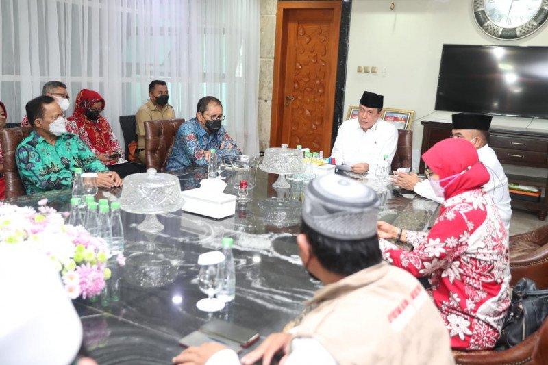 BNPT: 4 orang diamankan di Makassar berstatus terperiksa