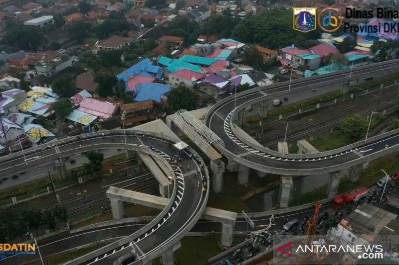 Jakarta kemarin, uji coba layang Lenteng hingga kios Tebet ditertibkan