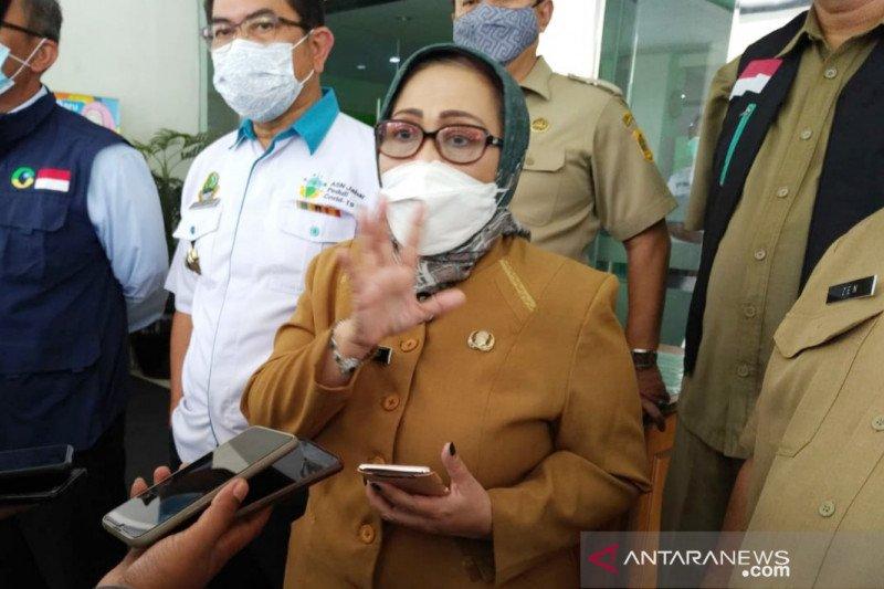 Vaksinasi COVID-19 untuk lansia di Bogor capai 6,7 persen