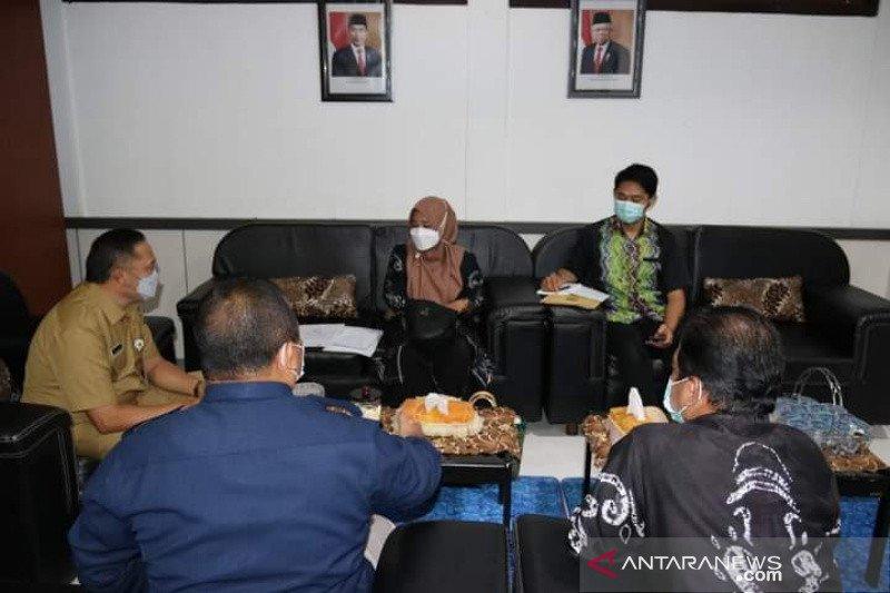 KPU Banjarmasin koordinasi Pemkot gelar PSU di bulan Ramadan