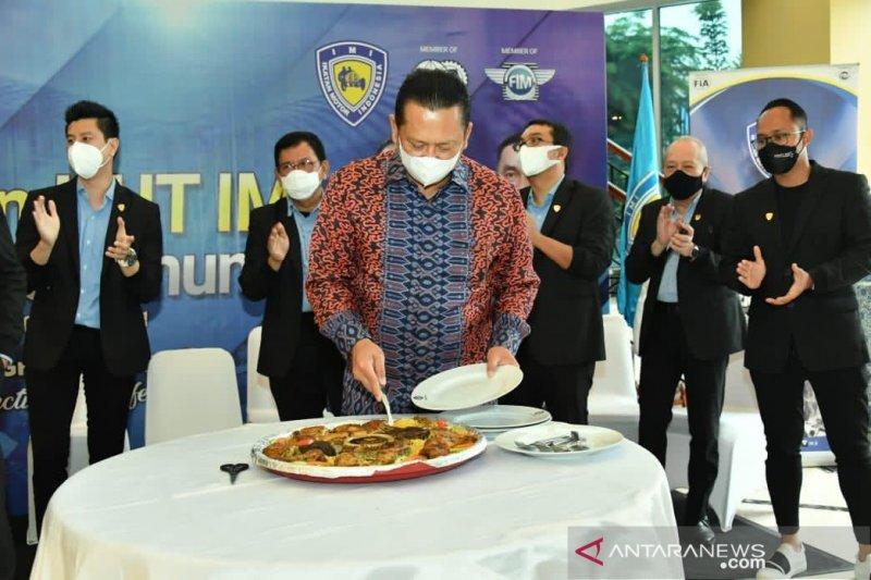 IMI pastikan Indonesia siap gelar ratusan kompetisi balap tahun ini