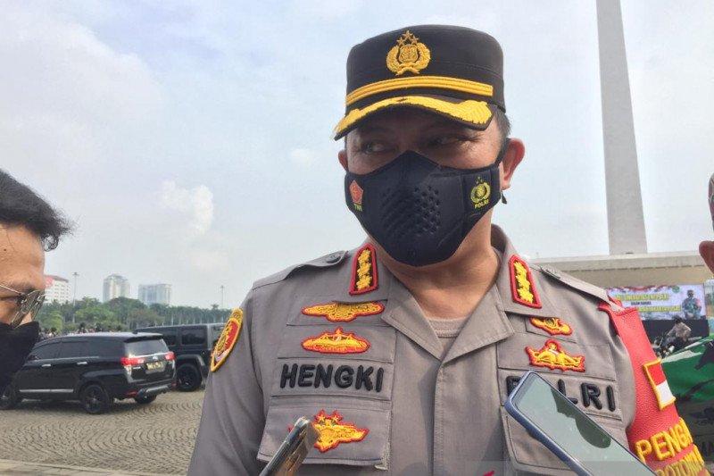 Polisi tegaskan berkerumun saat takbiran bentuk pelanggaran hukum