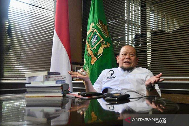 Ketua DPD RI dorong literasi digital cegah konten medsos tak mendidik