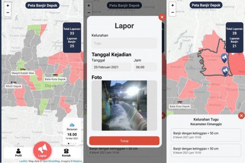 SIL UI kembangkan aplikasi