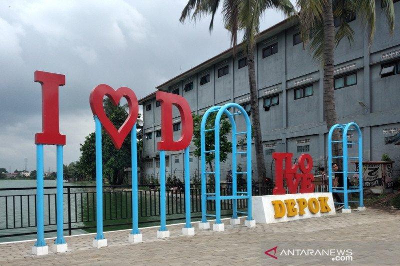 24 kelurahan di Depok masuk zona kuning