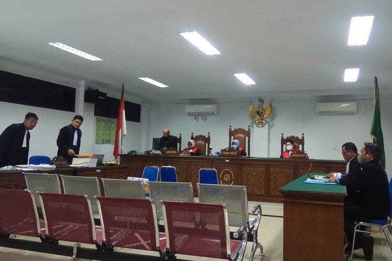 Dua pejabat KIP Aceh Tenggara didakwa korupsi