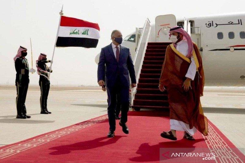 Kunjungan PM Irak ke Arab Saudi
