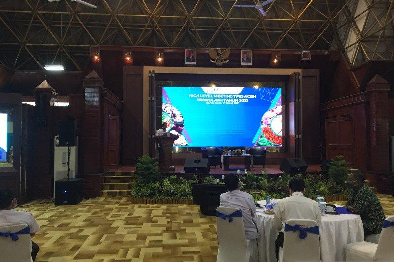 Gubernur Aceh ingatkan TPID kendalikan harga jelang Ramadhan