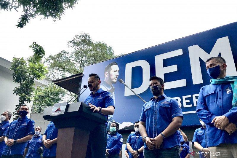 DPC Demokrat Bekasi hargai keputusan Kemenkum dan HAM