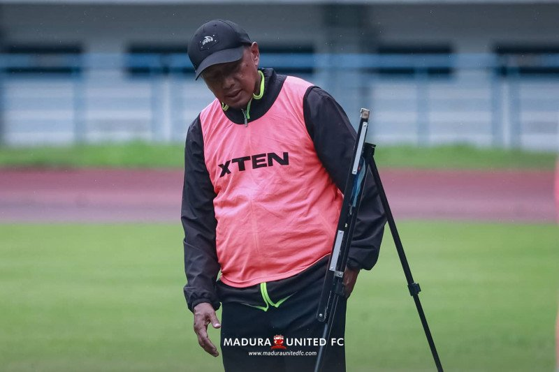 Hadapi Persela, Madura United terus tempa kesabaran dan mental pemain