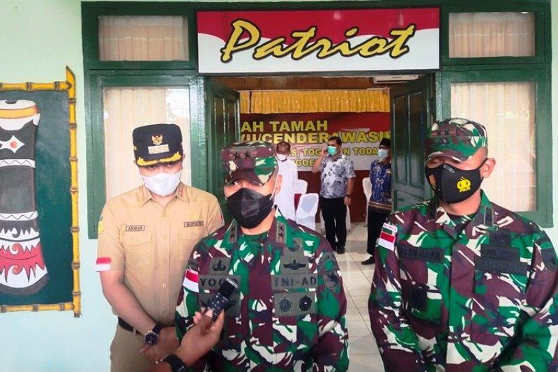Pangdam Cenderawasih: TNI siap bantu pemda percepat pembangunan Papua