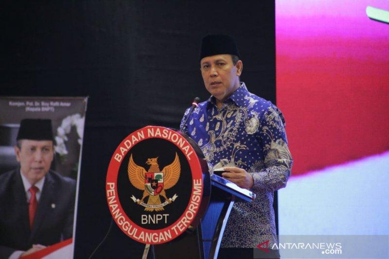 Pertemuan membangun agen perdamaian melawan terorisme