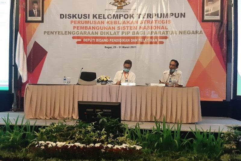 BPIP Gelar Diklat Pembinaan Ideologi Pancasila di Bogor