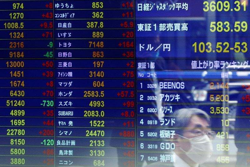 Saham Tokyo dibuka lebih tinggi terangkat kenaikan indeks Dow Jones