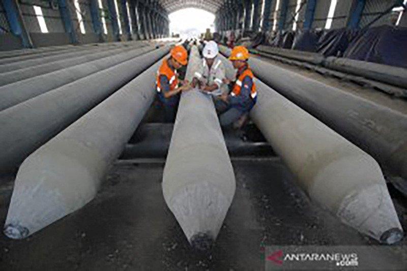Inovasi beton geopolimer menjadikan bisnis konstruksi kian kompetitif