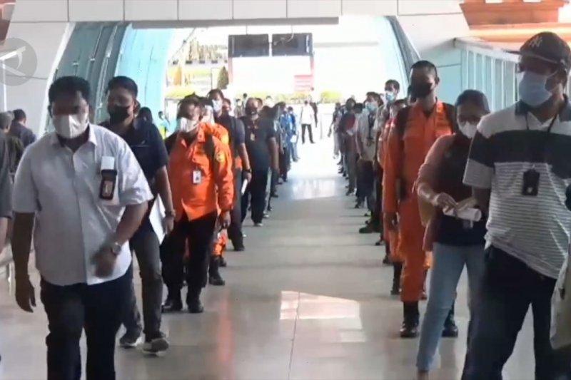 5.000 Petugas Bandara Bali divaksinasi pekan ini