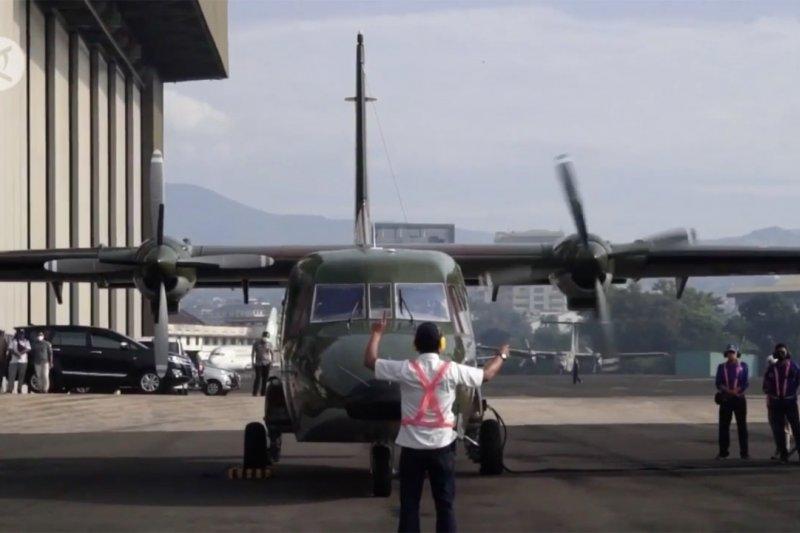 Bandara Kertajati jadi tempat perawatan pesawat TNI