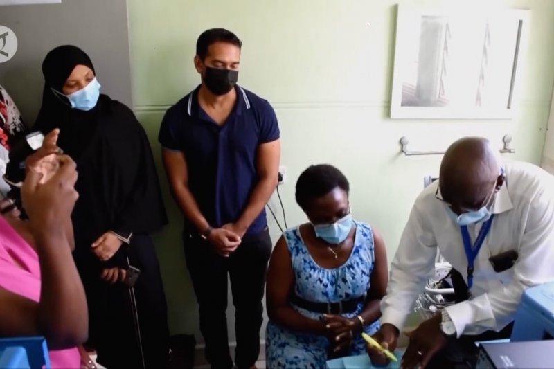 Lacak distribusi vaksin COVID-19, Kenya aktifkan sistem elektronik
