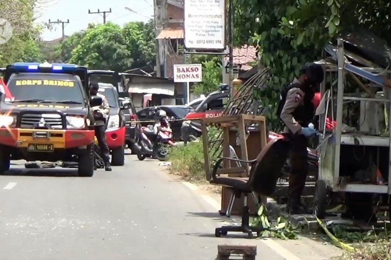 Ledakan bom di Banda Aceh tidak terkait jaringan teroris
