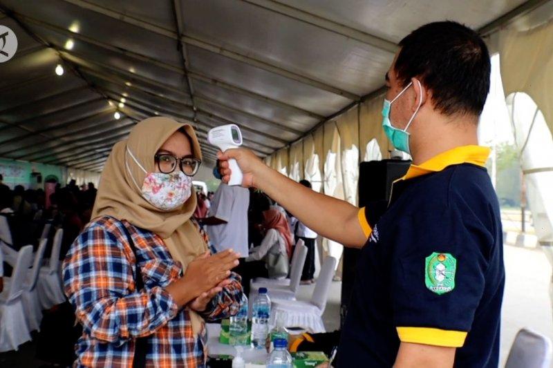 Vaksinasi COVID-19 tahap dua sasar 800 tenaga pendidik Kalbar
