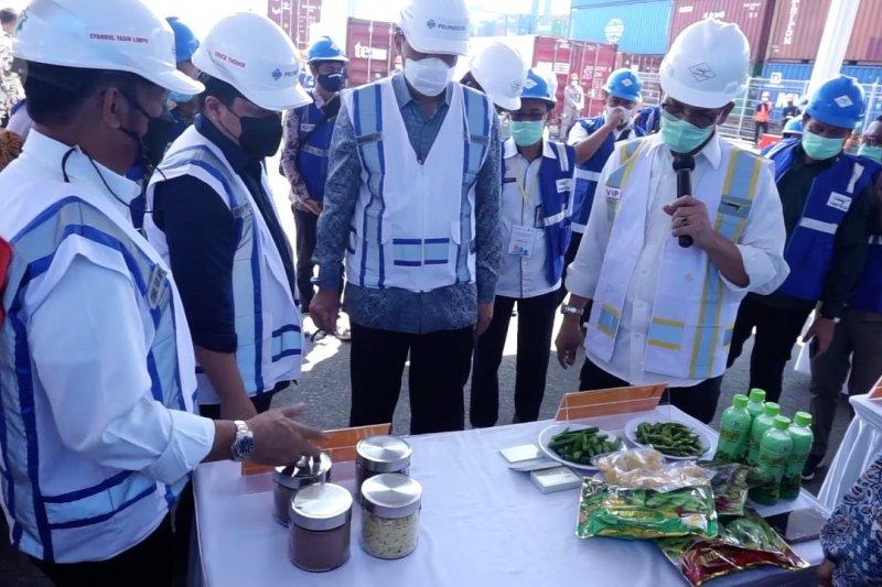 Indonesia ekspor komoditas pertanian senilai Rp1,3 triliun