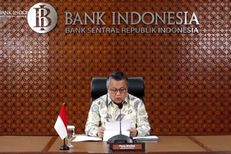 Bank Indonesia pertahankan suku bunga acuan di 3,5%