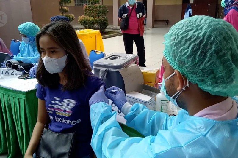 620 atlet Kota Tangerang terima vaksin COVID-19