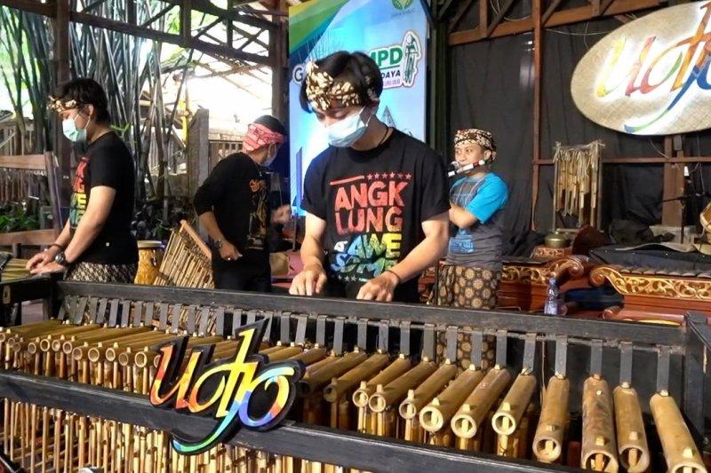 BMPD Jabar dorong Saung Angklung Udjo suguhkan pertunjukan virtual