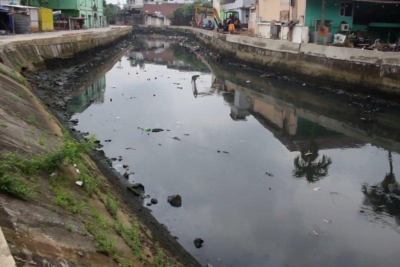 Setahun vakum, restorasi Sungai Sekanak Lambidaro dilanjutkan
