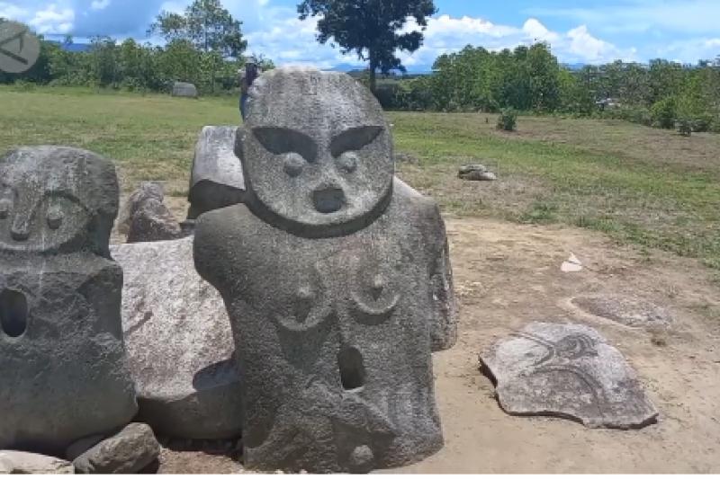 Lore Lindu, situs megalitik yang diusulkan jadi warisan dunia
