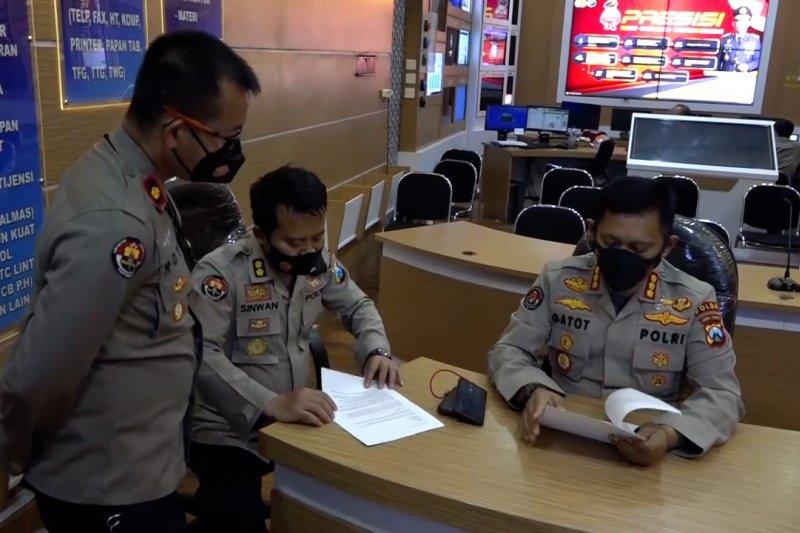 20 Orang terduga teroris ditangkap di wilayah Jatim