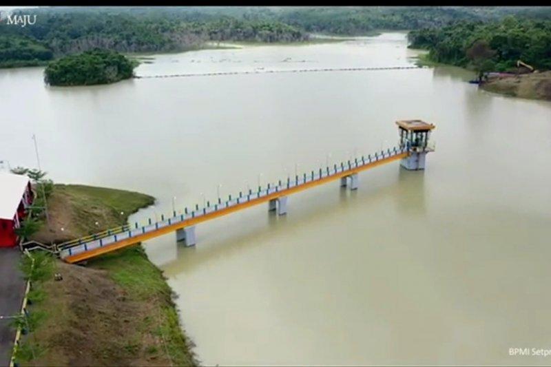 Bendungan Sindang Heula penuhi kebutuhan air di Banten Utara