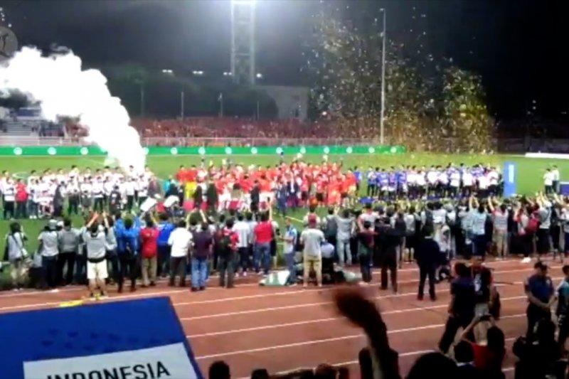 Indonesia targetkan jadi tuan rumah dan 10 besar di Olimpiade 2032