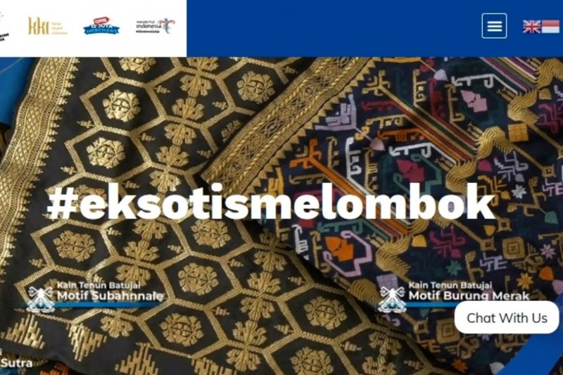 Kampanye Eksotisme Lombok dorong penggunaan produk lokal