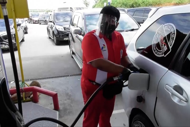 Pertamina pastikan pasokan BBM di Jateng dan DIY aman