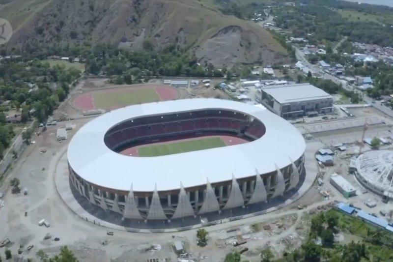 PON XX Papua dipastikan berlangsung 2-15 Oktober 2021