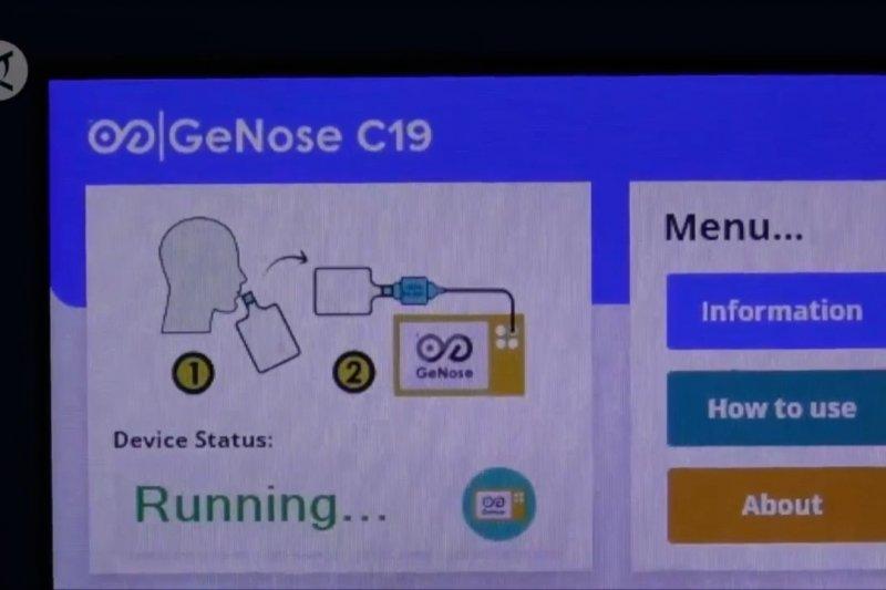 Produksi GeNose C19 diminta jadi 10 ribu unit
