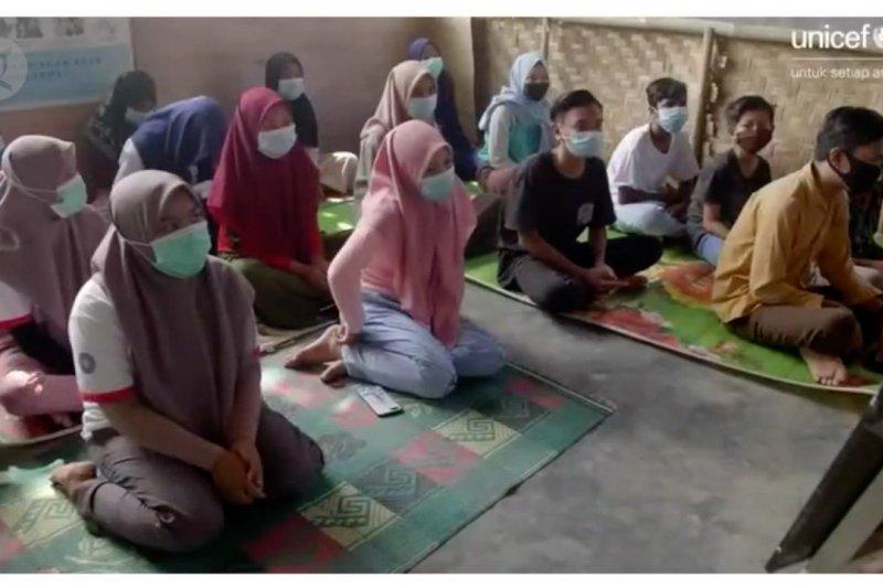 Kolaborasi Kemensos-UNICEF dalam perlindungan anak