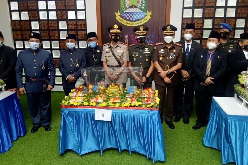 Pemkot Tangerang ajak warga semangat dan sehat membangun Kota Tangerang