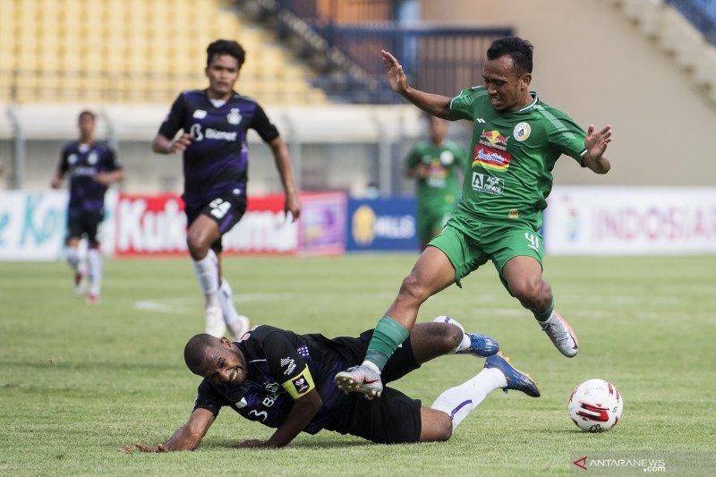 Pelatih puas meski PSS hanya cetak satu gol melawan 10 pemain Persik