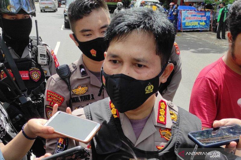 Densus 88 kembali amankan 3 terduga teroris di Makassar