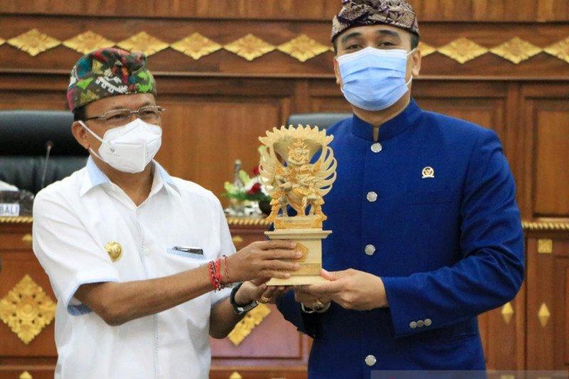 BKSAP DPR cari masukan ke Bali angkat perekonomian lewat pariwisata