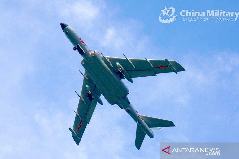 Militer China latihan di LCS peringati 20 tahun kematian pilot