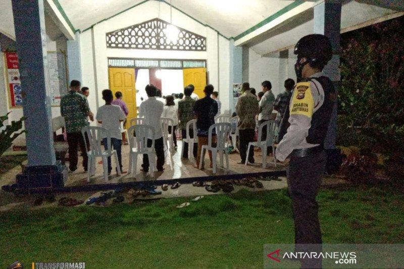Polisi Mukomuko kerahkan sebagian personel amankan Paskah