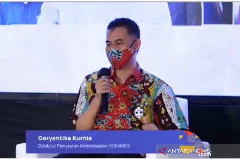 Hari penyiaran, Kominfo pastikan kawasan 3T terlayani TV digital