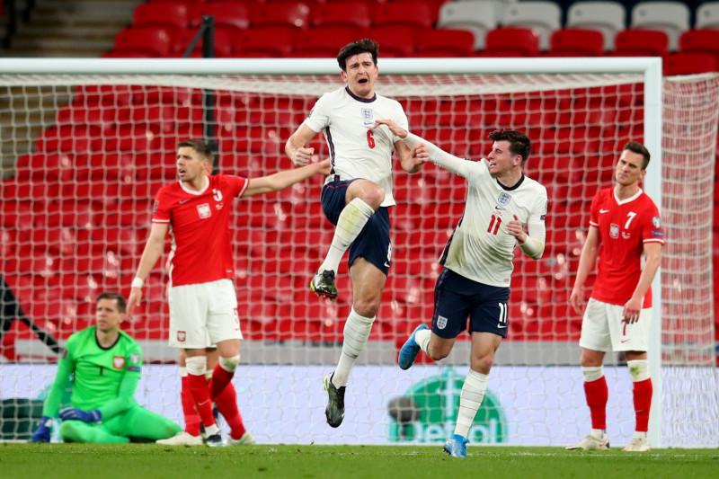 Gareth Southgate: Maguire kemungkinan bisa tampil melawan Kroasia