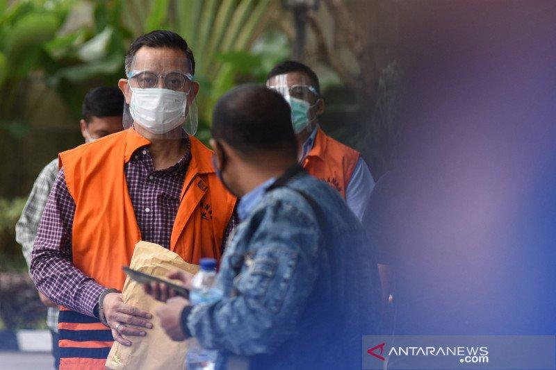 Kasus dugaan suap Juliari Batubara siap disidangkan