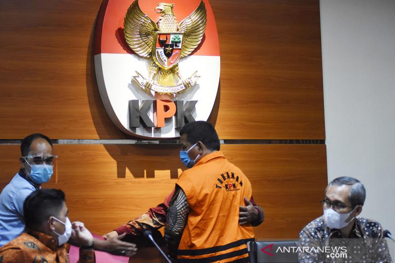 Penetapan tersangka bansos COVID-19 di Kabupaten Bandung Barat