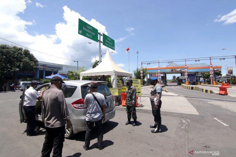 Pengamanan Pelabuhan Ketapang diperketat